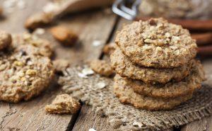 Como fazer cookie de aveia