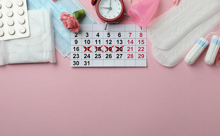 Menstruação irregular é normal?