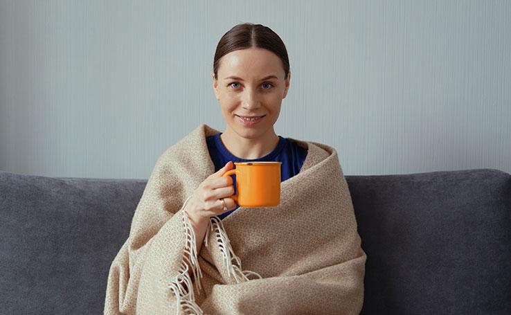 Melhores chás para gripe e resfriados