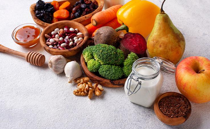 Alimentos para quem tem intestino preso: o que comer ou evitar